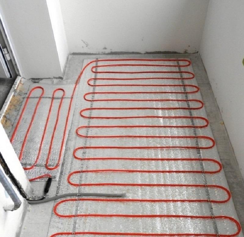 Какие лучше теплые электрические полы под плитку.